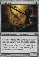 Shadowmoor: Heap Doll