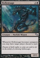Shadowmoor Foil: Hollowsage