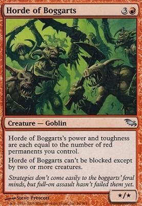 Shadowmoor: Horde of Boggarts