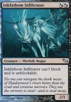 Foil New MTG Shadowmoor Magic Ghastlord of Fugue