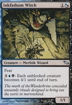 Shadowmoor: Inkfathom Witch
