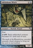 Shadowmoor: Inkfathom Witch