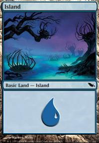 Shadowmoor: Island (287 B)