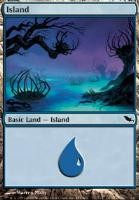 Shadowmoor: Island (287 B)