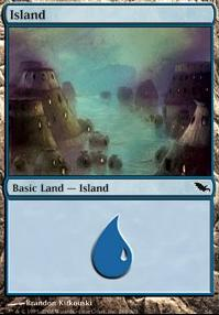 Shadowmoor: Island (288 C)