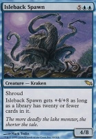 Shadowmoor Foil: Isleback Spawn