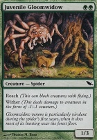 Shadowmoor: Juvenile Gloomwidow