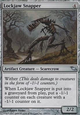 Shadowmoor: Lockjaw Snapper