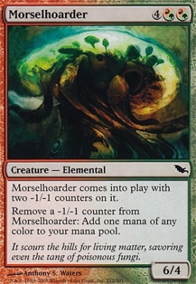 Shadowmoor Foil: Morselhoarder