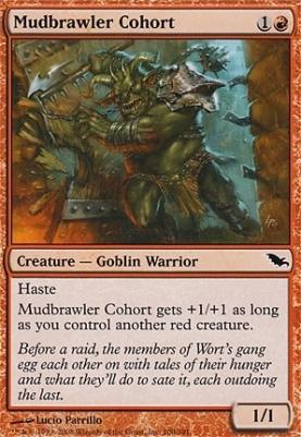 Shadowmoor: Mudbrawler Cohort