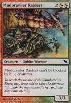 Shadowmoor Foil: Mudbrawler Raiders