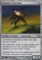 Shadowmoor Foil: Painter's Servant