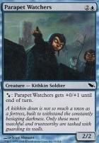 Shadowmoor Foil: Parapet Watchers