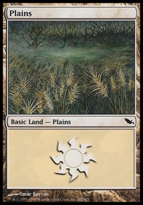 Shadowmoor: Plains (282 A)