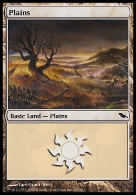 Shadowmoor: Plains (283 B)