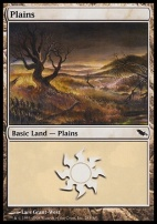 Shadowmoor: Plains (283 B)