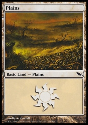 Shadowmoor: Plains (284 C)