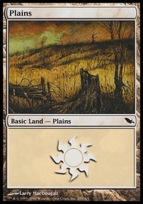 Shadowmoor: Plains (285 D)
