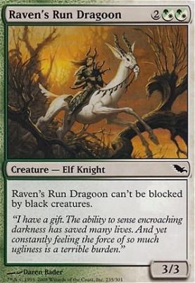 Shadowmoor: Raven's Run Dragoon