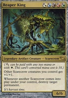 Shadowmoor: Reaper King