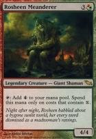 Shadowmoor: Rosheen Meanderer