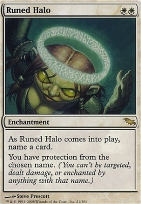Shadowmoor: Runed Halo