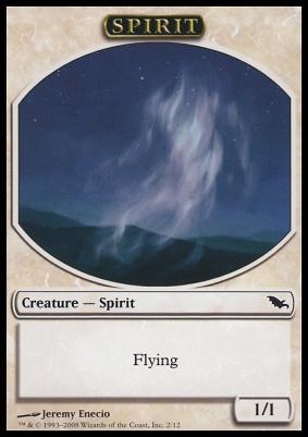 Shadowmoor: Spirit Token