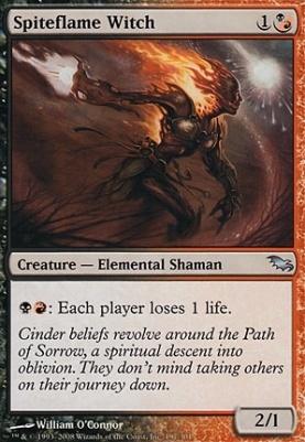 Shadowmoor: Spiteflame Witch