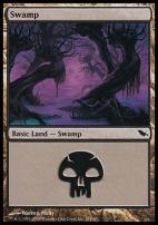Shadowmoor: Swamp (291 B)