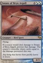 Shadowmoor Foil: Swans of Bryn Argoll