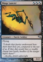 Shadowmoor: Wasp Lancer