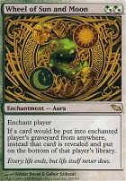 Shadowmoor Foil: Wheel of Sun and Moon