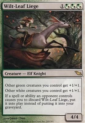 Shadowmoor: Wilt-Leaf Liege