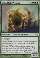 Shadowmoor: Woodfall Primus