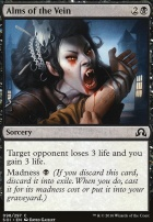 Shadows Over Innistrad Foil: Alms of the Vein