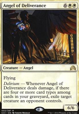 Shadows Over Innistrad: Angel of Deliverance
