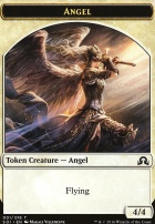 Shadows Over Innistrad: Angel Token