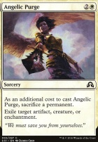 Shadows Over Innistrad Foil: Angelic Purge