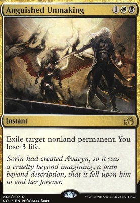 Shadows Over Innistrad: Anguished Unmaking