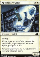 Shadows Over Innistrad: Apothecary Geist