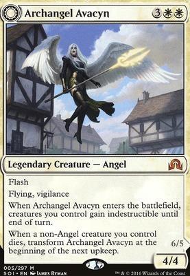 Shadows Over Innistrad: Archangel Avacyn