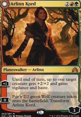 Shadows Over Innistrad: Arlinn Kord