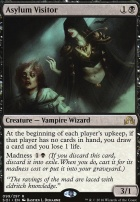 Shadows Over Innistrad Foil: Asylum Visitor