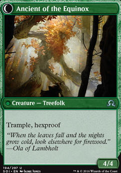 Shadows Over Innistrad: Autumnal Gloom