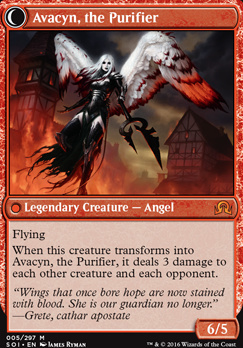 Shadows Over Innistrad: Archangel Avacyn