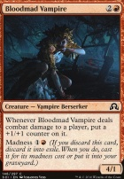 Shadows Over Innistrad Foil: Bloodmad Vampire