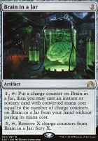 Shadows Over Innistrad: Brain in a Jar