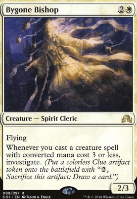 Shadows Over Innistrad: Bygone Bishop