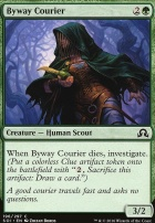 Shadows Over Innistrad Foil: Byway Courier