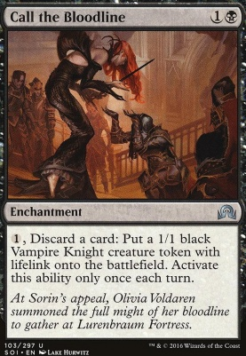 Shadows Over Innistrad: Call the Bloodline